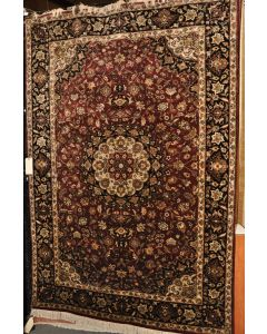 Handmade Rugs 6x9 002177