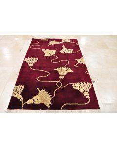 Handmade Rugs 5x8 002833